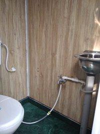 Two Seater Toilet Unit