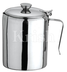Premium Milk Pot With Cover