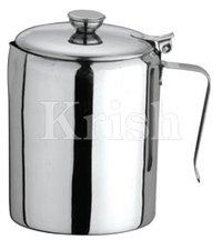 Premium Milk Pot With Cover