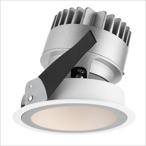 12W Cross Recessed COB Lamps