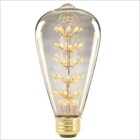 10 W Decorative Bulbs
