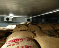 Dehumidified Seed Storage