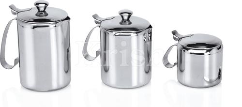 Premium Tea Pot Set- 3 Pcs