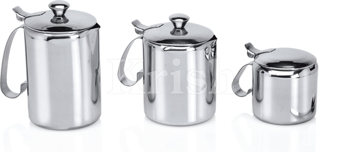 Premium Tea Pot Set- 3 Pcs