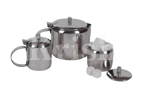 Pearl Tea set -  Pcs