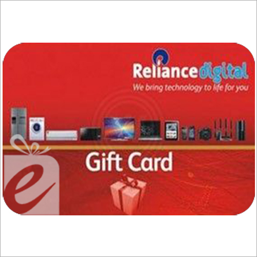 Reliance Digital Gift Card