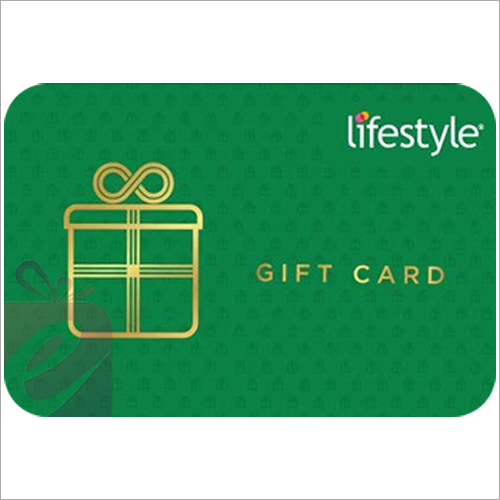 Lifestyle Gift Card