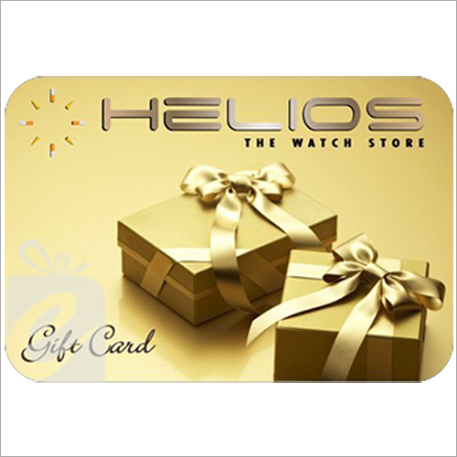 Helios Gift Card