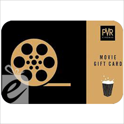 PVR Cinemas Gift Card