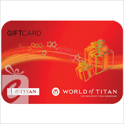 World of Titan Gift Card