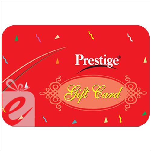 Prestige Gift Card