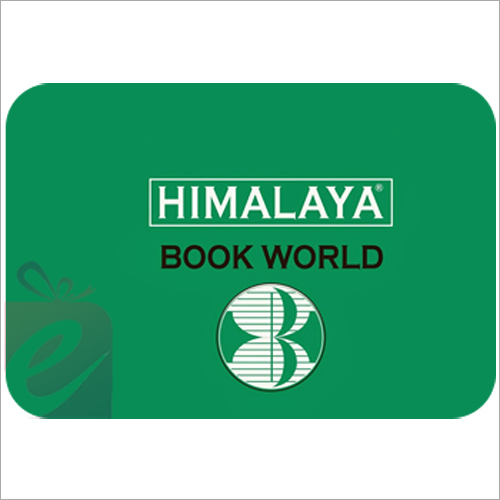 Himalaya Book World e Voucher
