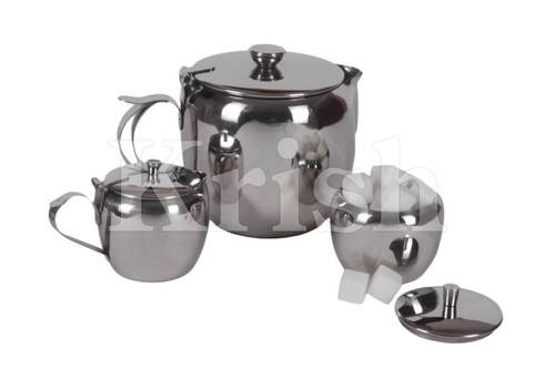 Victoria Tea Pot Set- 3 Pcs