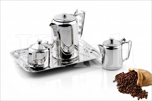 Pearl Tea Pot Set- 4pcs