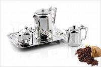 Pearl Tea Pot Set- 4pcs