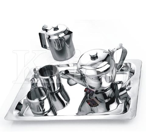 Zodica Tea Set - 5 Pcs