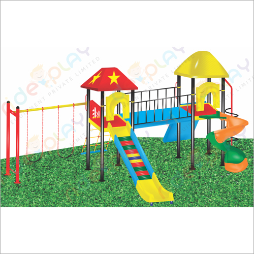 Outdoor Activity Play Station