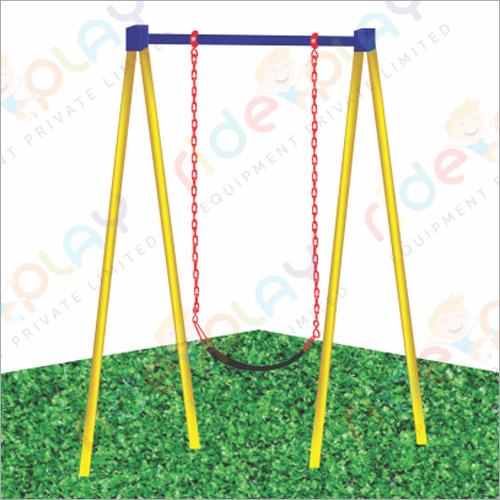 Single Seater Park Swing