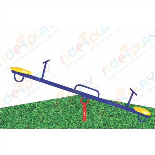 Outdoor See Saw