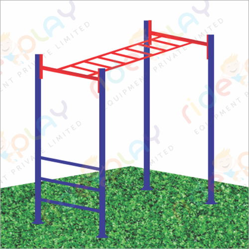 Outdoor Horizontal Ladder