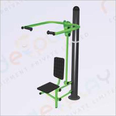 Outdoor Gym Shoulder Press