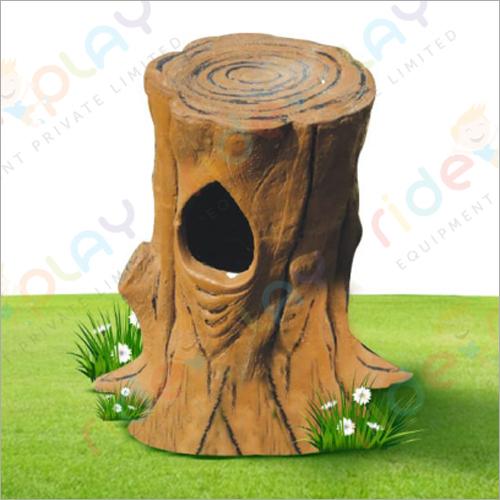 FRP Tree Dustbin