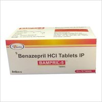 BAMPRIL-5 (Benazepril 5mg Tablets)