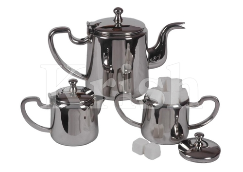 Imperial Tea set - 3 Pcs