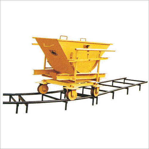 Sand Seiver- Concrete Slab Trolley