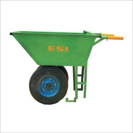 Heavy Duty Wheel Barrow Trolley