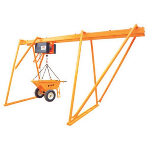 Monkey Lift Machine