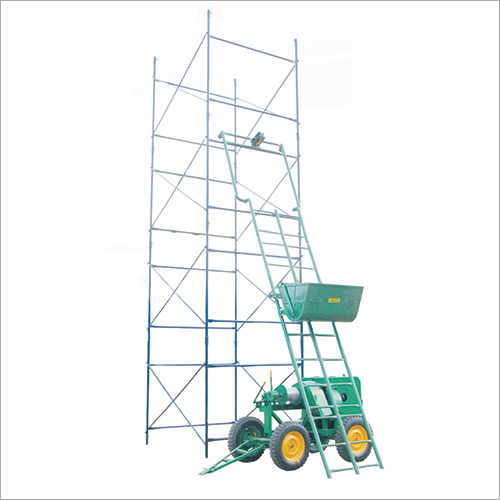 One Bag Ladder Lift