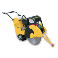 Concrete Groove Cutting Machine