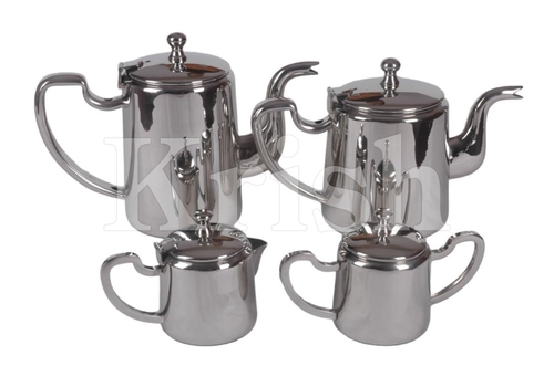 Imperial Tea Set - 4 Pcs