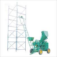 Multi Mixer Machine Lift