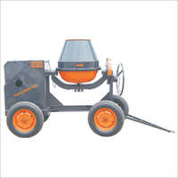 CFT Concrete Mixer Machine