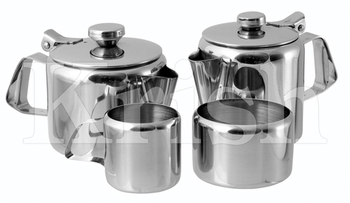 Pearl Coffee Set - 4 Pcs