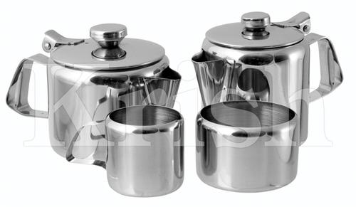 Pearl Coffee Set - 4 Pcs