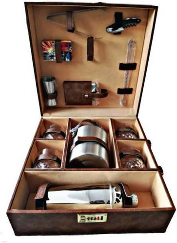 portable bar set