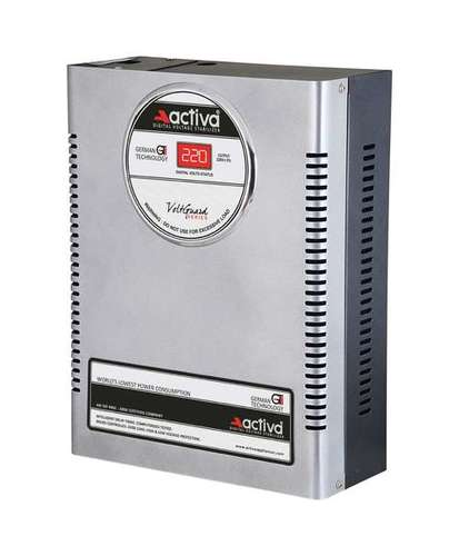 Activa ACTL-414 Digital Voltage Stabilizer 13 AMP (130-300 Volts)
