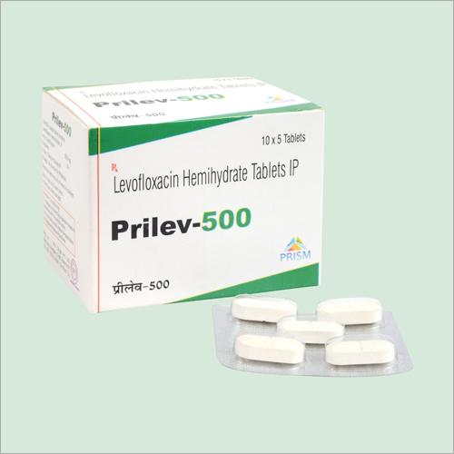 Levofloxacin Hemihydrate Tablets IP