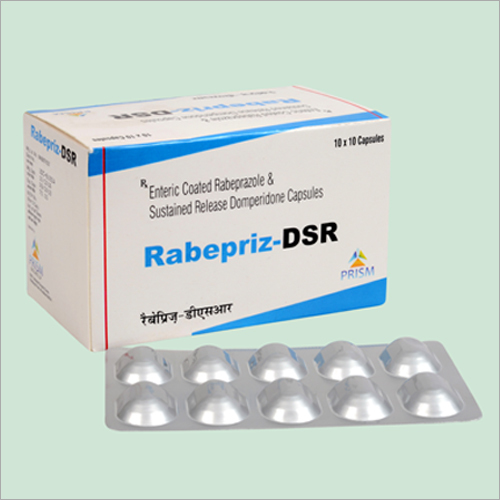 Enteric Coated Rabeprazole And Sustained Release Domperidone Capsules