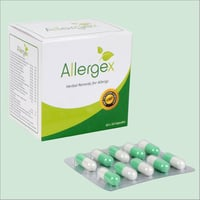 Herbal Allergy Capsules