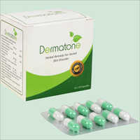 Skin Disorder Herbal Capsules