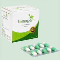 Herbal Immunity Enhancer Capsules