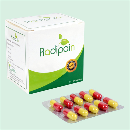 Herbal Pain Relief Capsules