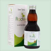 200ml Ayurvedic Patent Medicine Syrup