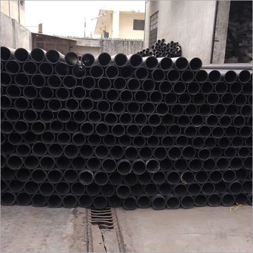 Quick Coupled HDPE Pipes