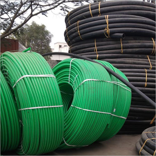 Flexible HDPE Pipes