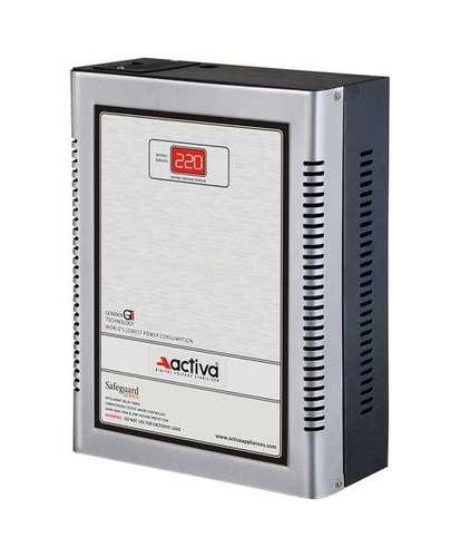 Activa ACTL-514/ACTC-514 Digital Voltage Stabilizer 16AMP (130-300 volts)